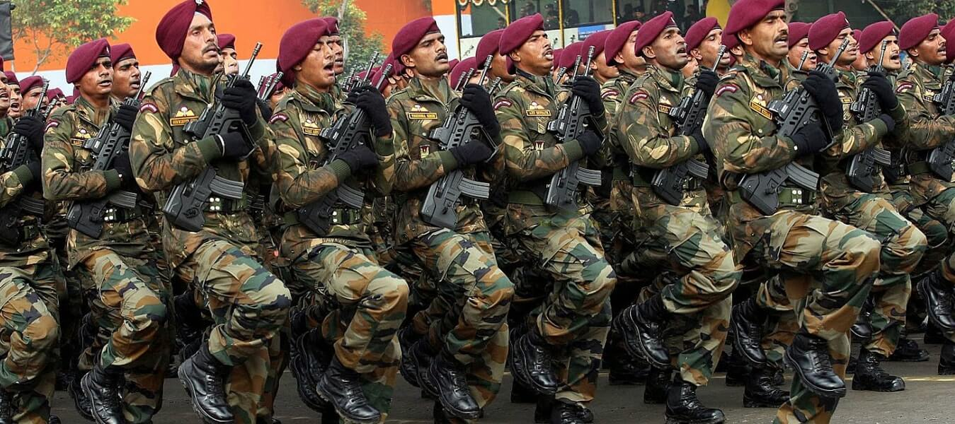 Army coaching in delhi